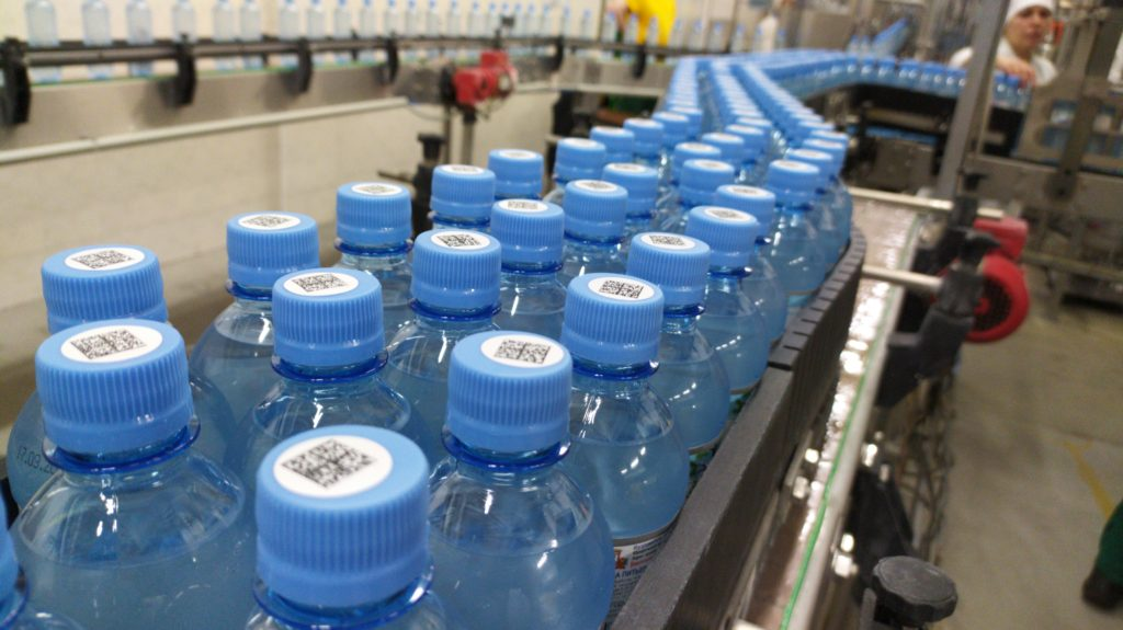 Цифровая маркировка воды в бутылках будет внедряться в несколько этапов