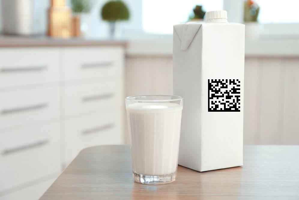 Изменения в цифровой маркировке молочной продукции