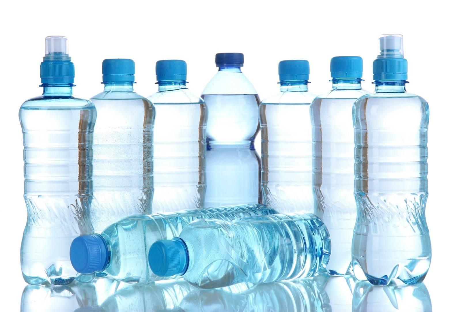 Импорт питьевой воды может сократиться из-за требований в части маркировки